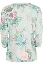 Floral Snit T-Shirt