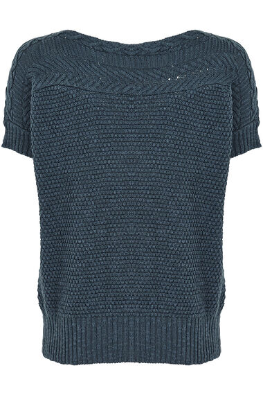 Cable Batwing Jumper