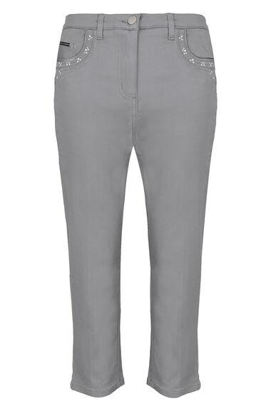 David Emanuel Ultimate Shaping Capri Jeans