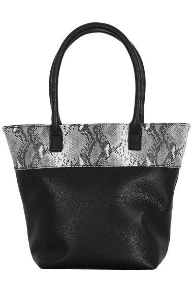 Snake Panel Bag