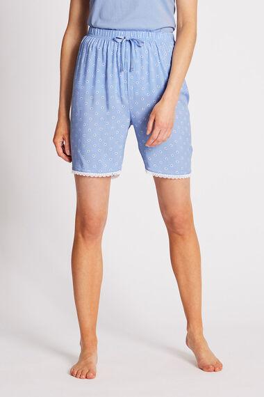 Daisy Woven Pyjama Short