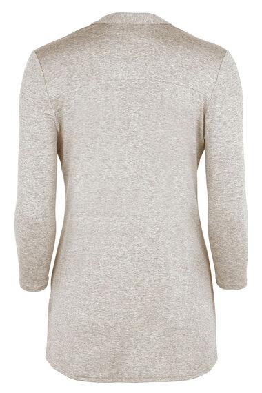 Pintuck Jersey Shirt