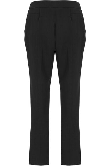 Jetted Pocket Tapered Trousers