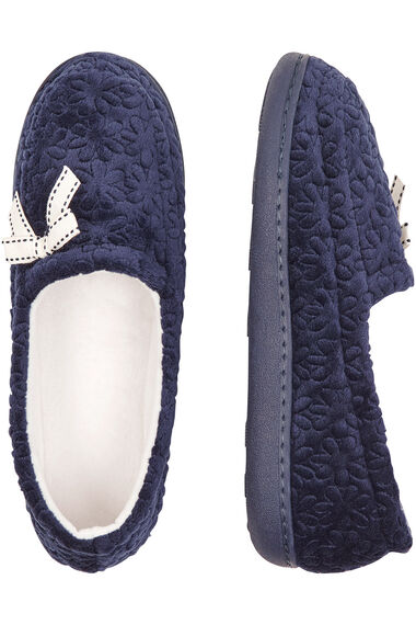 Quilted Moccasin