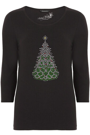Christmas Tree Placement T-Shirt