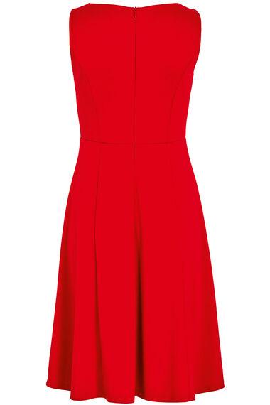 Fit & Flare Ponte Dress