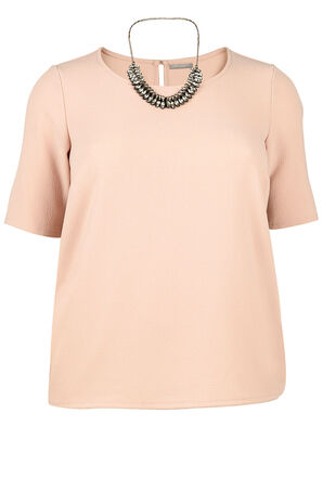 Ann Harvey Laser Cut Top