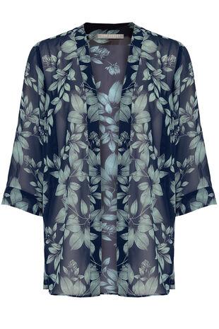 Ann Harvey Floral Kimono