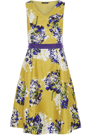 Signature Flower Print Dress