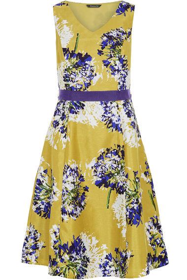 Signature Flower Print Dress