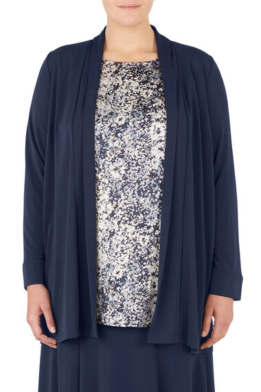 Ann Harvey Heavy Jersey Crepe Jacket