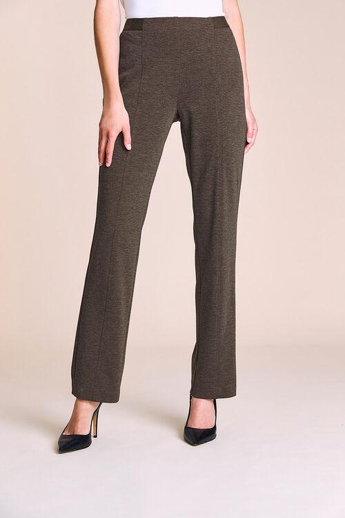 Classic Leg Ponte Trousers
