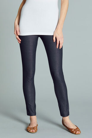 Denim Full Length Legging