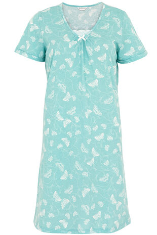 Butterfly Lace Nightshirt