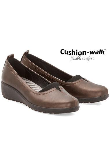 Cushion Walk Smart Elasticated Slip On Shoe