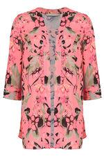Ann Harvey Tropical Print Kimono