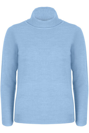 Super Soft Roll Neck Jumper