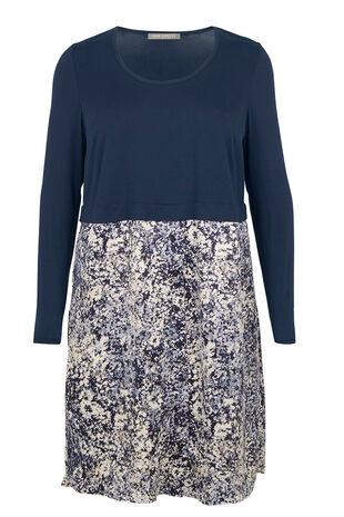 Ann Harvey 2-In-1 Tunic Shirt Dress