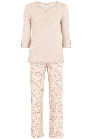 Polar Bear 3/4 Sleeve Pyjamas