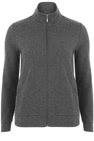 Basic Fleece Jacket