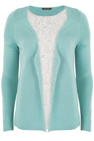 Lace Insert 2 In 1  Top