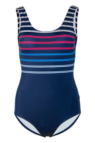 Nautical Stripe Swimsuit