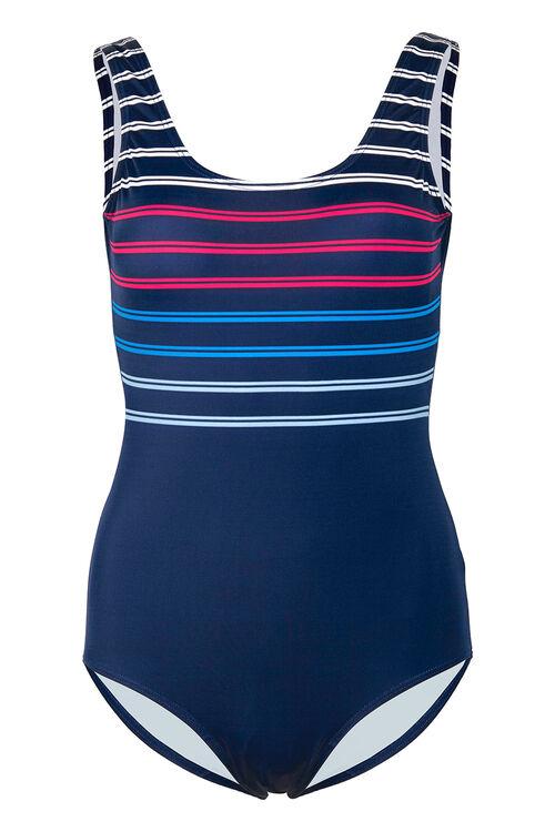 Nautical Stripe Swimsuit