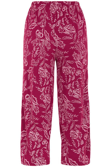 Outline Floral Pyjamas