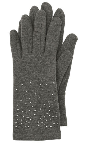 Ponte and Diamante Glove