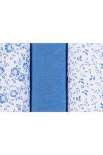 Three Pack Maxi Floral Briefs