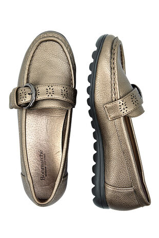 Buckle Detail Loafer