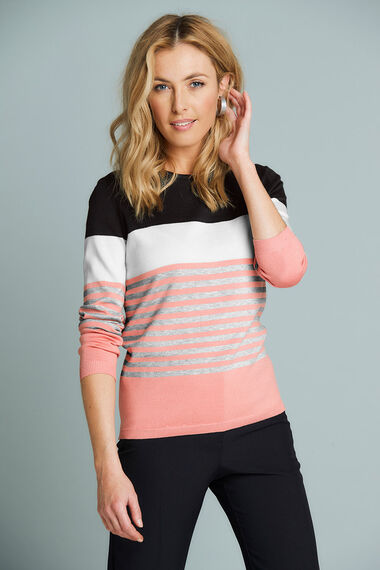 Stella Morgan Stripe Jumper