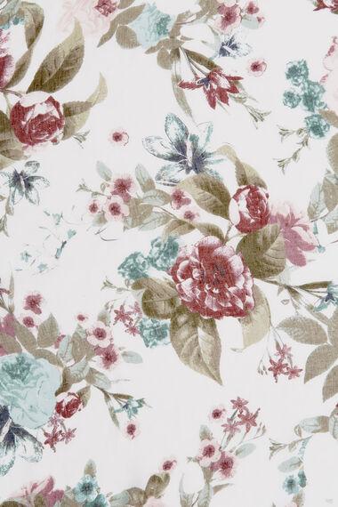 Hideaway Floral Printed Scarf