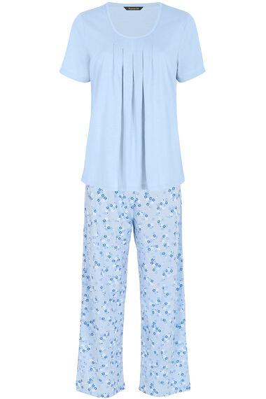 Ditsy Daisy Print Pyjamas