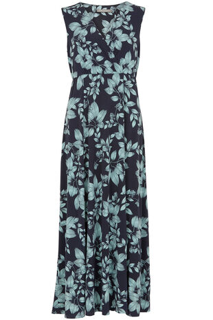 Ann Harvey Floral Printed Maxi Dress