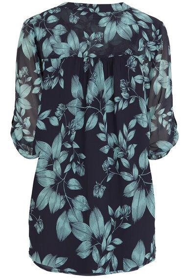 Ann Harvey Floral Print Blouse