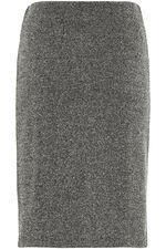 Grey Pencil Skirt