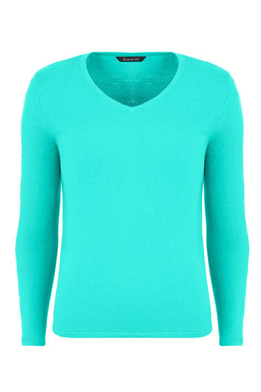 Super Soft V-Neck Jumper