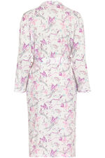 Butterfly Jersey Robe