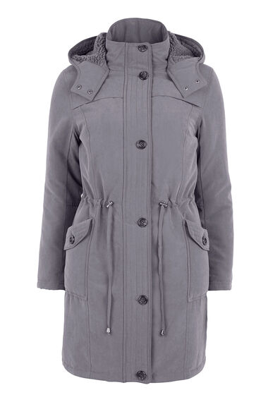Long Padded Coat