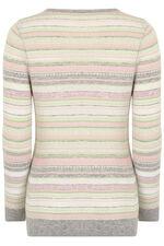 Long Sleeve Striped Jumper