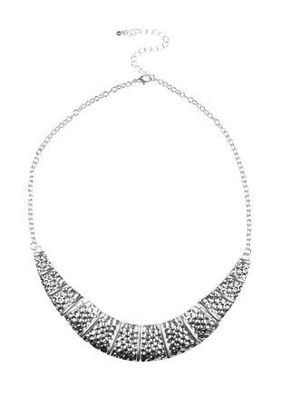 Ann Harvey Hammered Bar Necklace