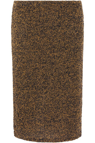 Boucle Pencil Skirt