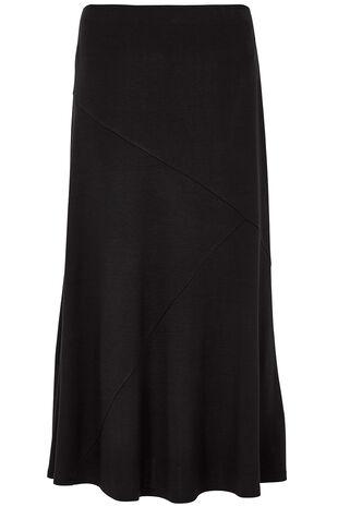 A line flippy skirt