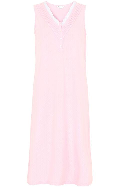 Pink Spot Nightdress