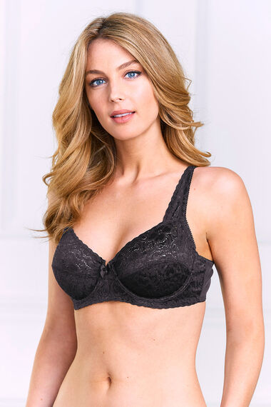 Stretch Lace Underwired Bra