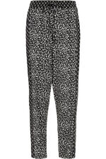 Side Panel Printed Harem Trousers