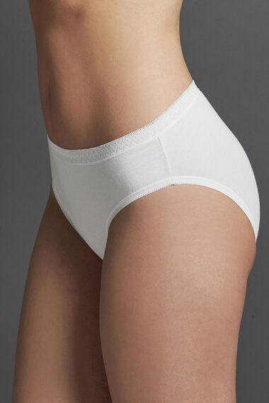 Three Pack Midi Briefs