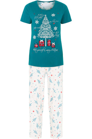 Christmas Tree Pyjamas