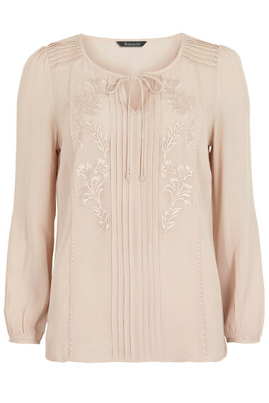 Embroidered Gypsy Blouse